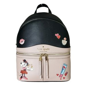 Authentic Kate Spade Disney X Backpack